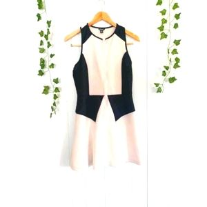 Buffalo David Bitton Black & White Dress